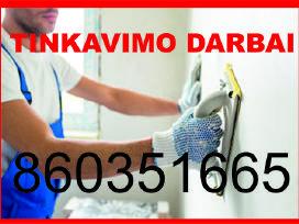 Tinkavimas,tinkavimo darbai 86-035-1665