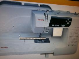 Siuvimo mašina Janome Qxl605 naujos 322eur akcija