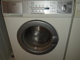 Naudotos skalbimo masinos is Vokietijos - nuotraukos Nr. 3