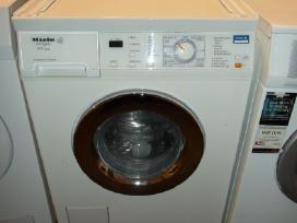 Naudotos skalbimo masinos is Vokietijos