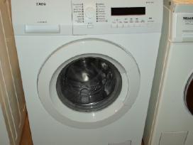Naudotos skalbimo masinos is Vokietijos - nuotraukos Nr. 5