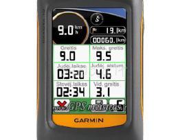 GPS žemės plotų matavimui - deklaracijoms