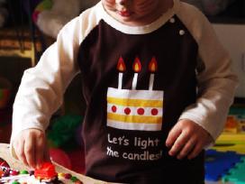 Prailginta praktiška maikytė gimtadieniui