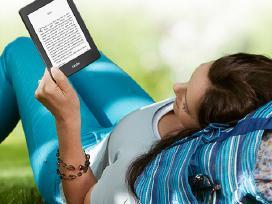 Kindle Paperwhite 3 2016 + Dėklas