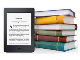 Kindle Paperwhite 3 2016 + Dėklas