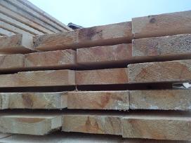 Džiovinta statybinė mediena