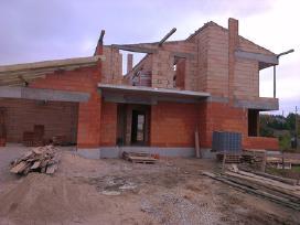 Mūro darbai. Betonuotojai - nuotraukos Nr. 8
