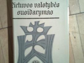 Knygos apie Lietuvos istorija