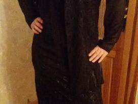 Parduodu nauja juoda suknele su svarkeliu - nuotraukos Nr. 2