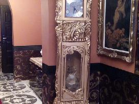 Brabangus Baroco Stiliaus Laikrodis !