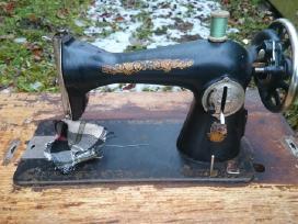 Siuvimo mašina siuvanti