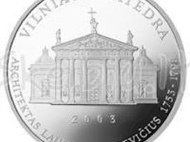 Perkame Lietuvos banko auksines sidabrines monetas - nuotraukos Nr. 2