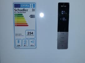 """Šąldytuvas """"Schadler Scc-m185ss/60nf(naujas) - nuotraukos Nr. 5"""