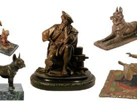 Perku Statulėles - Skulptūras - Paveikslus