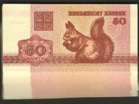 100vnt Baltarusijos žvėrelių pakuote
