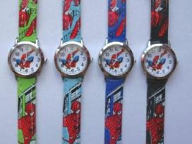 Nauji laikrodžiai Frozen, cars, žmogus voras, Pepp - nuotraukos Nr. 6