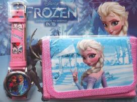 Nauji laikrodžiai Frozen, cars, žmogus voras, Pepp - nuotraukos Nr. 2