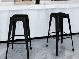 Stalai ir Baro Kėdės 240926 vidaxl