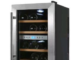 Klarstein vyno šaldytuvas