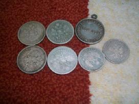 Perku monetas brangiai.
