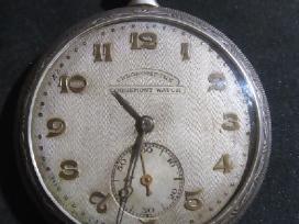 Mechanical Pocket Watch Corgemont Chronometre