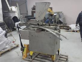 Džemo, sirupo, marmelado išpilstymo mašina - nuotraukos Nr. 2