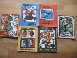 Senos vaikiškos knygutės