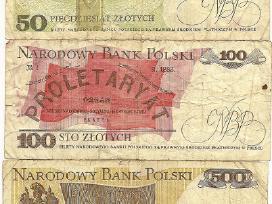 Lenkijos 50,100,500 zlotu banknotai - nuotraukos Nr. 2