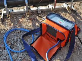 Elektro movų virinimo aparatas iki 160 ir 315 mm - nuotraukos Nr. 2