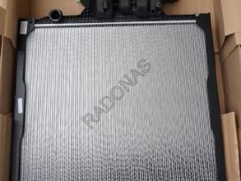 Naujas Man Tga, Man Tgx radiatorius - nuotraukos Nr. 2