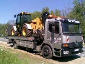 Technikos transportavimas - nuotraukos Nr. 6