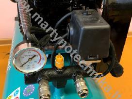 Oro kompresorius 2cilindrai/100l 380l/min 3kw - nuotraukos Nr. 4