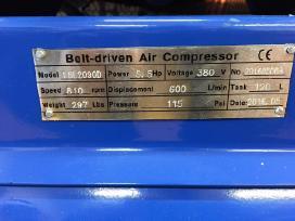 Kompresorius Fraser 2cil/120l 600l/min - nuotraukos Nr. 2