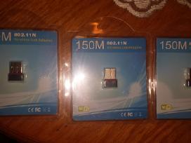 WiFi micro bevielio rysio adapterius r/GB