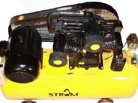 Oro kompresorius 3c/200l 900l/min 7.5kw