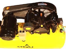 Oro kompresorius 2c/200l 600l/min 4kw