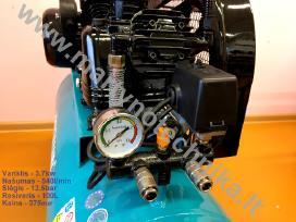 Oro kompresorius 3cilindrai/100l 540l/min 3.7kw - nuotraukos Nr. 3