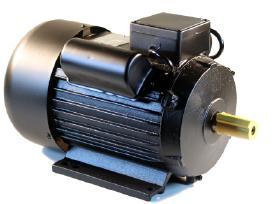 Vienfaziai elektros varikliai