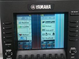 LCD ekranas Yamahai Psr S900, Psr3000, Tyros 2