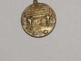 Memelio medalis,calsberg medalis - nuotraukos Nr. 3