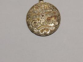 Memelio medalis,calsberg medalis - nuotraukos Nr. 4