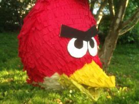 Pinjatos visiems, ponis, pakalikas, angry birds. - nuotraukos Nr. 11