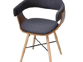2 Valgomojo Kėdės iš Lenktos Medienos, vidaxl - nuotraukos Nr. 3