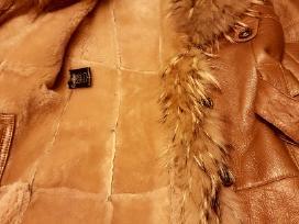 Naturalaus kailio paltas - nuotraukos Nr. 2