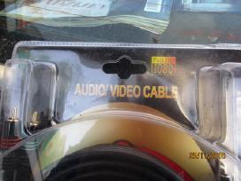 Audio video laidas aukstos kokybes 1.2 euro
