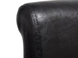 2 Valgomojo Kėdės iš Dirbtinės Odos, vidaxl - nuotraukos Nr. 4