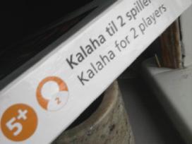 """Stalo žaidimas """"Kalaha"""" - nuotraukos Nr. 2"""