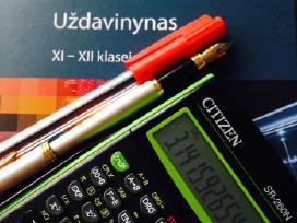Matematikos Korepetitorius. Vilnius