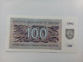 """1992 - 100 talonu """"Udros"""" - nuotraukos Nr. 2"""