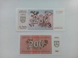 """200 talonu """"Elniai"""" bankinio stovio - nuotraukos Nr. 2"""